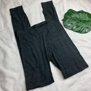 American Apparel Stretchy Knit Legging • Size L